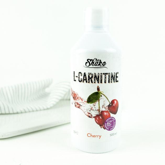 l-carnitine tekutý s příchutí třešně