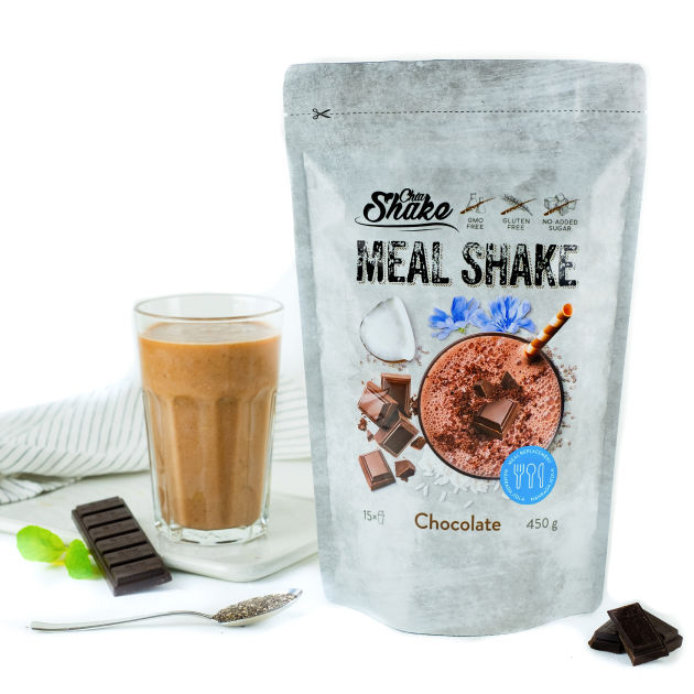 Chia Meal Shake čokoláda