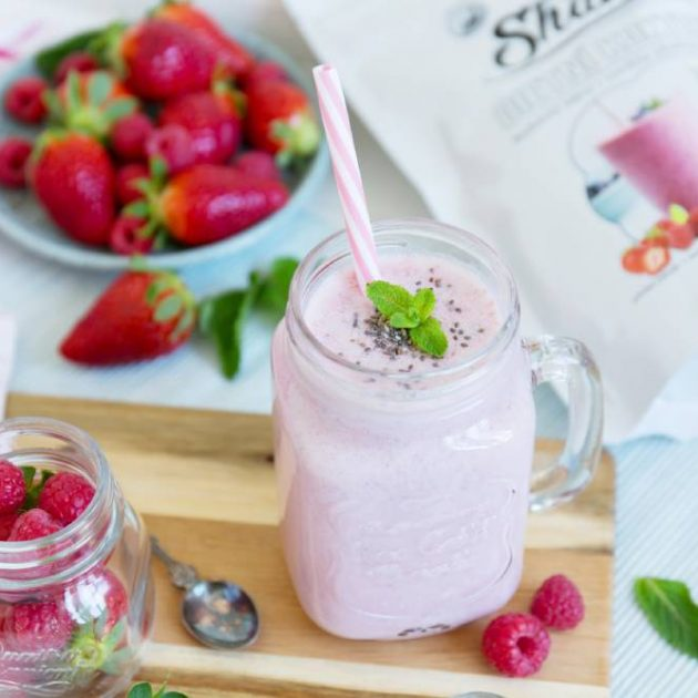 Dietní koktejl Chia Shake