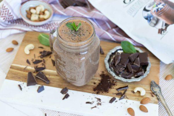 Chia Shake Dietní Koktejl Čokoláda