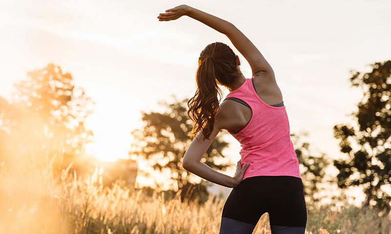 jak efektivně zhubnout na léto