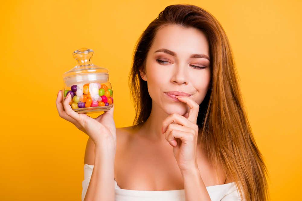 jak se zbavit závislosti na sladkém
