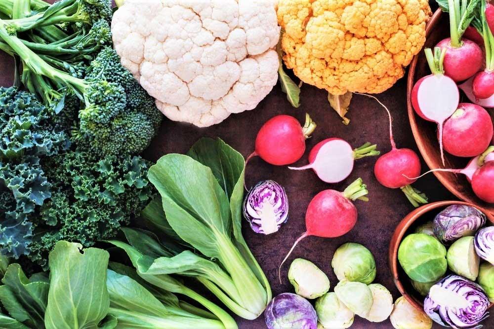 košťálová zelenina a její účinky