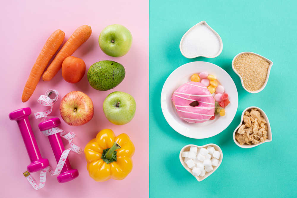 spalování tuků vs cukrů