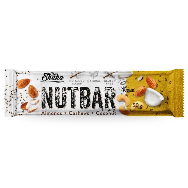 chia shake nutbar