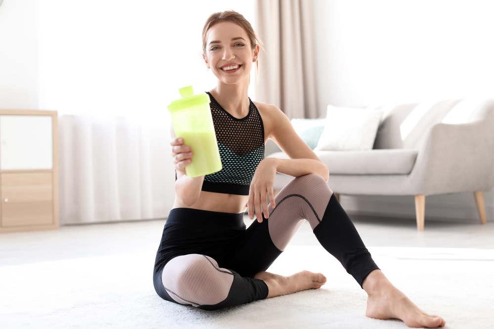 jak být fit i doma