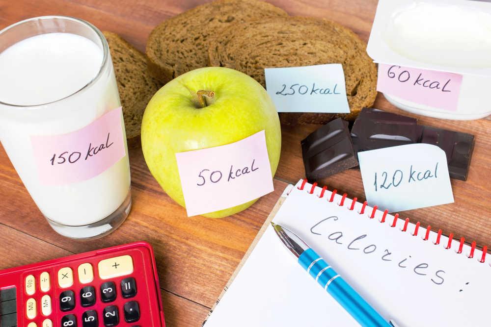 kolik kalorií potřebujete ke zhubnutí