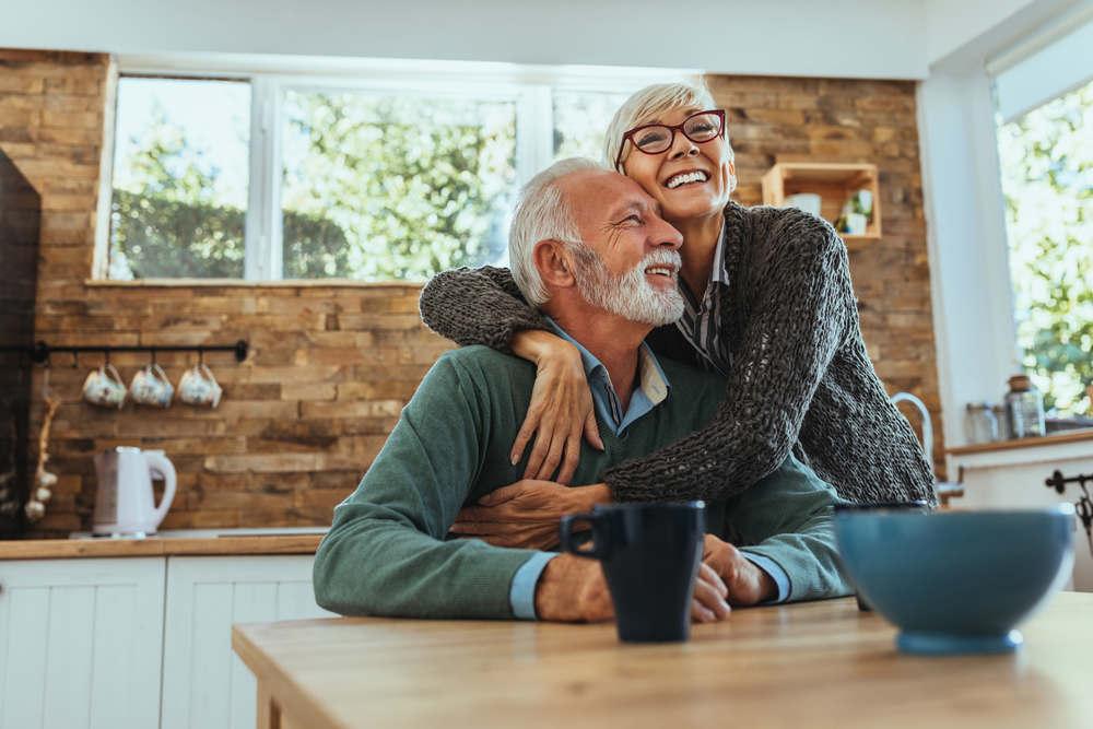 veganem ve starším věku