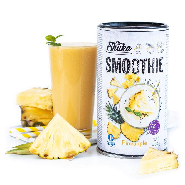 Chia Shake Smoothie Ananas
