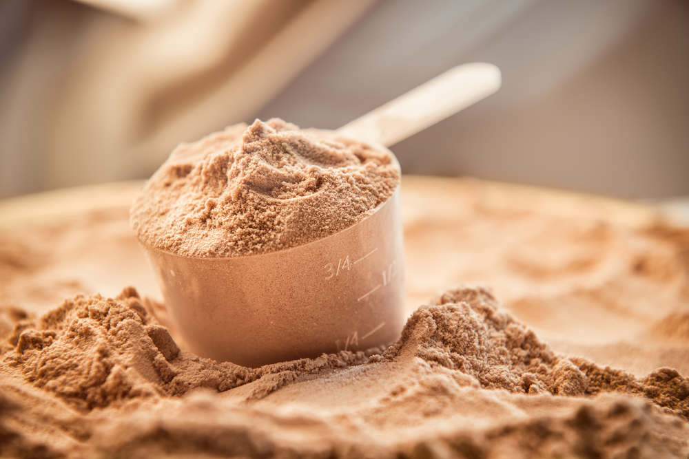 proteinový prášek