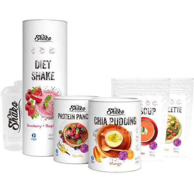 Keto dieta - Dietní balíček na 2 týdny