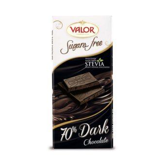 Valor Čokoláda hořká 70%