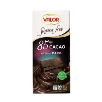 Valor Čokoláda hořká 85%