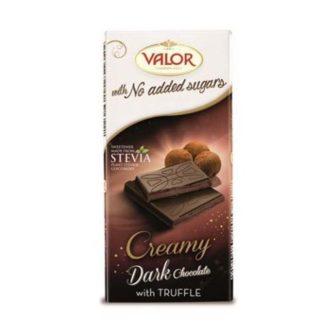 Valor Čokoláda s náplní