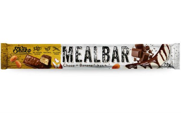 Proteinová tyčinka MEALBAR Banán v čokoládě