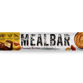 Proteinová tyčinka MEALBAR Arašídové máslo